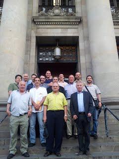 Col·legiats assistents a la reunió